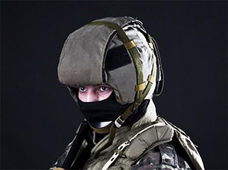 Российский защитный шлем Сфера