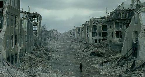 Выживание вразоренном городе